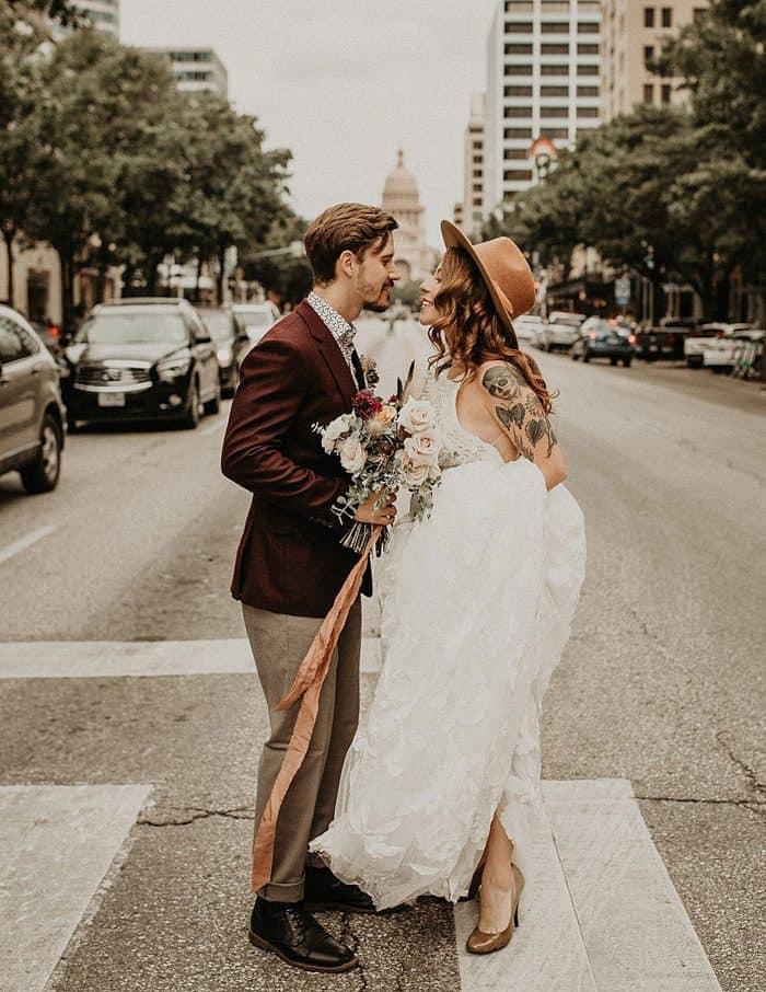 Hochzeitstrends 2019 Hut 3